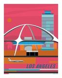 LAX 1 Prints by Michael Murphy
