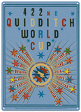 Harry Potter - Quidditch World Cup Blikken bord