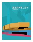 Berkeley Modern Prints by Michael Murphy