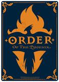Harry Potter - Order of the Phoenix Blikskilt