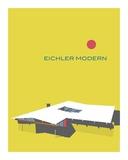 Eichler Modern Affiches par Michael Murphy
