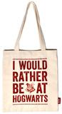 Harry Potter - Rather Be At Hogwarts Tote Bag Sac cabas