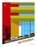 California Hills Posters by Michael Murphy