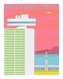 Embarcadero Prints by Michael Murphy
