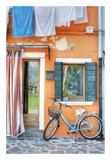Island Bicicletta 2 Posters by Alan Blaustein