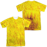 Sesame Street- Big Bird Costume Tee (Front/Back) T-shirts