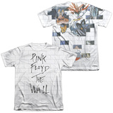Pink Floyd- The Wall (Front/Back) Shirts