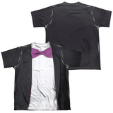 Youth: Batman Classic Tv- Penguin Uniform (Front/Back) T-Shirt