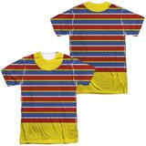 Sesame Street- Ernie Costume Tee (Front/Back) T-shirts