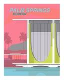 Palm Springs Modern Art by Michael Murphy