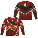 Long Sleeve: Pontiac- Firebird Phoenix Flight (Front/Back) T-shirts