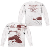 Long Sleeve: Bruce Lee- Expectations (Front/Back) Sublimated