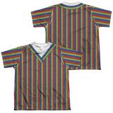 Youth: Sesame Street- Bert Costume Tee (Front/Back) Shirts