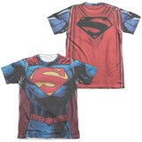 Superman- New 52 Superman (Front/Back) T-shirts