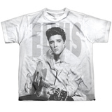 Youth: Elvis- Play Me A Song T-shirts
