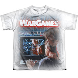 Youth: Wargames- Poster T-Shirt