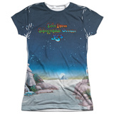 Juniors: Yes- Topographic Oceans Shirts