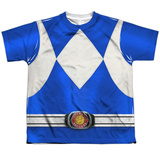 Youth: Power Rangers- Blue Ranger T-shirts