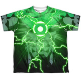 Youth: Green Lantern- Power Surge T-shirts