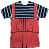 Dennis The Menace- Dennis Costume Tee T-Shirt