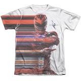 Power Rangers- Go Go Red Streak T-Shirt