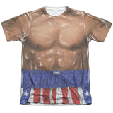 Rocky- Apollo Costume Tee T-shirts