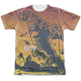 Kong: Skull Island- Enraged Attack T-Shirt