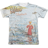 Genesis- Foxtrot Cover T-shirts