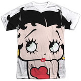 Betty Boop- Big Boop Head T-shirts