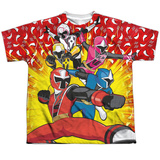 Youth: Power Rangers: Ninja Steel-Go Team Go T-shirts