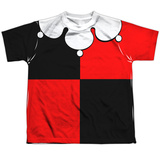 Youth: Batman- Harley Quinn Costume Tee T-Shirt