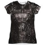 Juniors: Star Trek- Borg Costume Tee Shirt