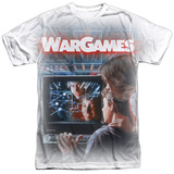 Wargames- Poster T-shirts