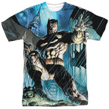 Batman- Rainy Rooftop T-Shirt