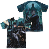 Batman- Coming For You (Front/Back) T-shirts