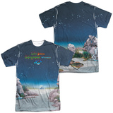 Yes- Topographic Oceans (Front/Back) T-shirts