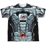 Youth: JLA- Cyborg T-shirts