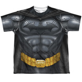 Youth: Batman- Body Armour Costume Tee T-shirts