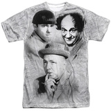 Three Stooges- Signature Shirts