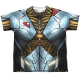 Youth: Valiant: Xo Manowar- Armor Costume Tee Shirts