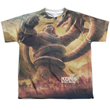 Youth: Kong: Skull Island- Jungle Fight T-Shirt