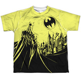 Youth: Batman- Bat Signal T-shirts