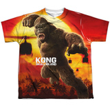 Youth: Kong: Skull Island- Attack Of The King T-shirts