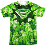 Superman- Kryptonite Shield T-shirts