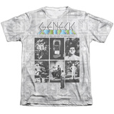Genesis- Lamb Lies On Broadway Collage T-shirts