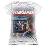 Juniors: Wargames- Poster Womens Sublimated
