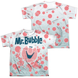 Youth: Mr Bubble- Clean Sweep (Front/Back) Shirt
