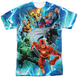 JLA- Lightning Team Shirt