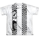 Youth: Elvis Presley- Checkered Bowling Shirt T-Shirt