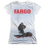 Juniors: Fargo- Poster Womens Sublimated